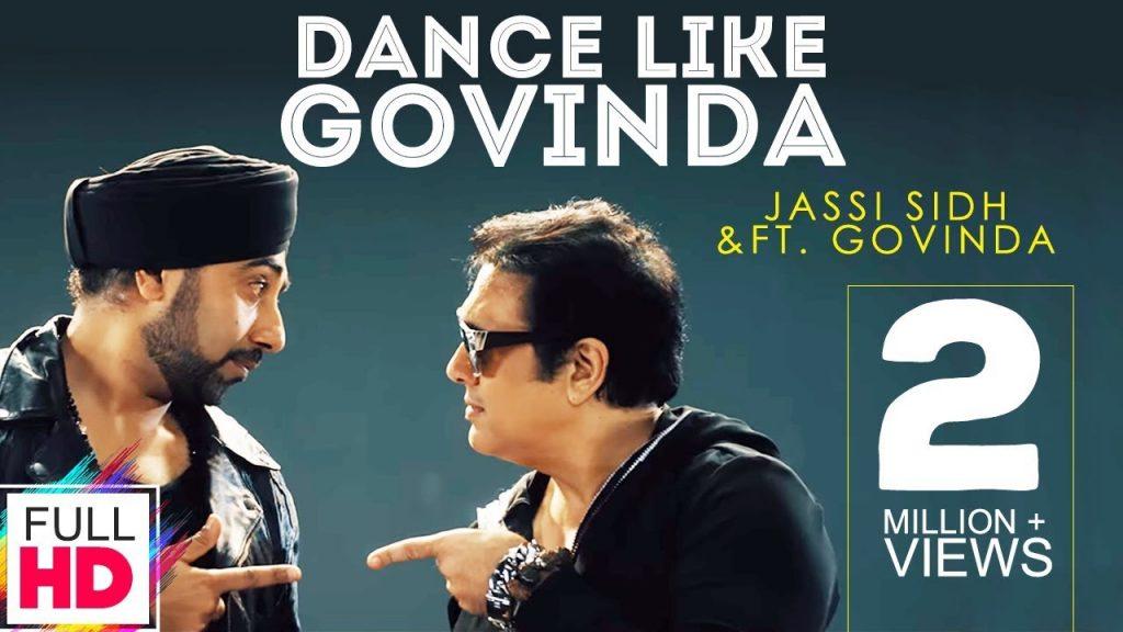 Dance Like Govinda Lyrics – Jassi Sidhu