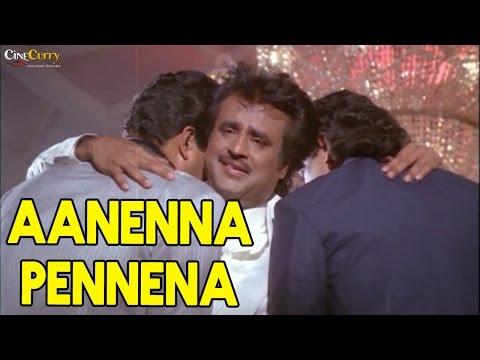 Aanenna Pennenna Song Lyrics - Dharma Durai