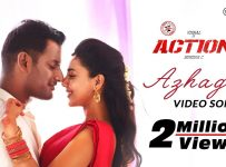 Azhage-Song-Lyrics-Action