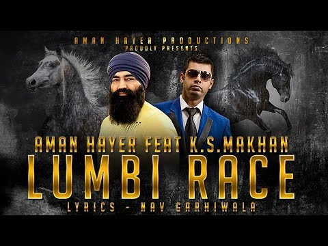 Lumbi Race De Ghore Song Lyrics