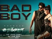 Bad Boy Song Lyrics - Saaho