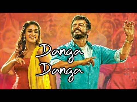 Danga Danga Song Lyrics - Viswasam